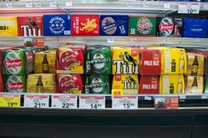 Bierpreise in NZ
