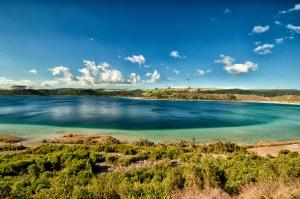 Blau Kai Iwi See